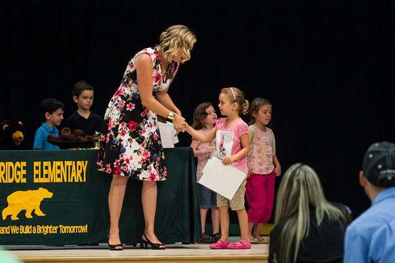 Utmärkelser Kindergarten