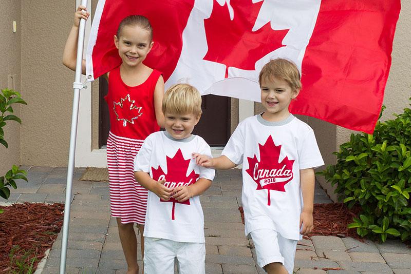 Kanadas nationaldag