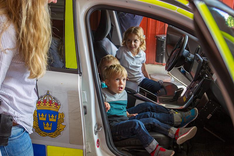 Polisen och Kerstin