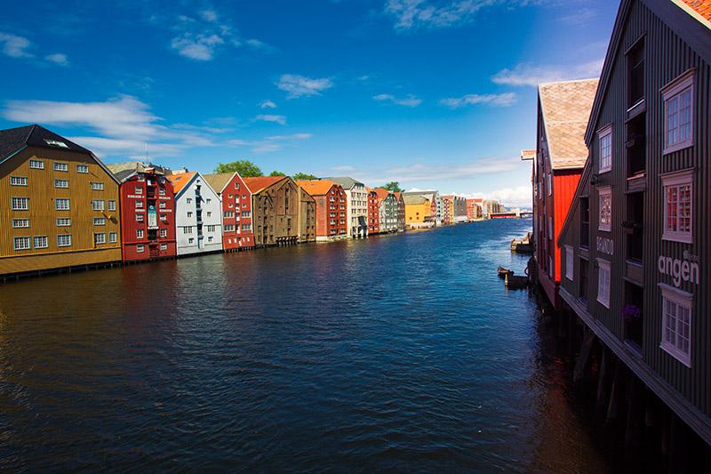Trondheim och Nidarosdomen